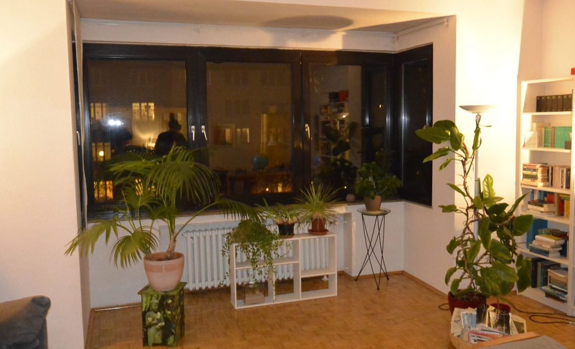 d sseldorf gut gelegene altbau wohnung an der d ssel mit aufzug und wintergarten kuhn. Black Bedroom Furniture Sets. Home Design Ideas